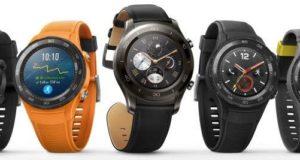 Huawei Watch 2 Huawei P10