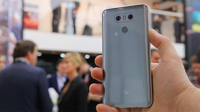 LG G6 | LG Q6