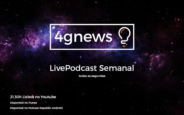 Esta semana o Podcast é na terça!