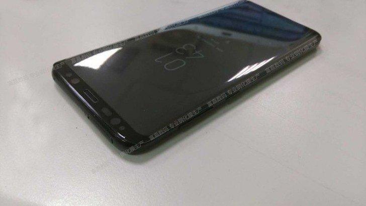 Uma das fotos hoje reveladas do Samsung Galaxy S8