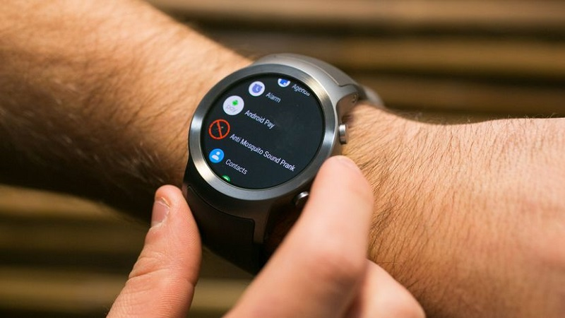 smartwatches LG Wear OS