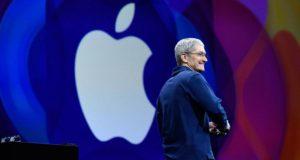 Apple iPhone Tim Cook CEO