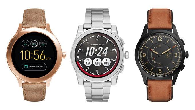 d29a5259ac9 Fossil apresenta mais de 300 novos Relógios Inteligentes - 4gnews