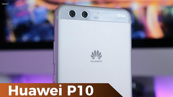 Huawei P9, Huawei P10