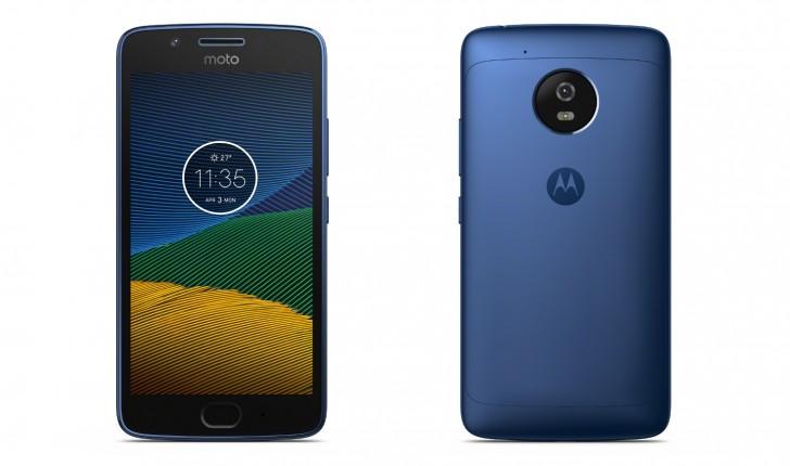 Motorola Moto G5 Android Oreo Google