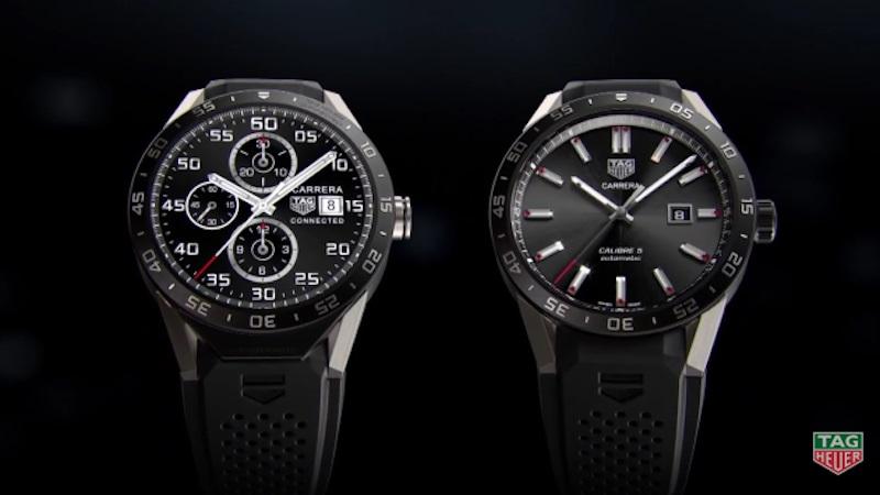 3415acc30a7 A TAG Heuer é uma conceituada marca suíça de relógios convencionais que  decidiu enveredar pelo caminho dos smartwatches. Tal aconteceu em 2015