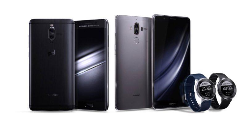 Android Oreo Huawei Mate 10 Kirin 970