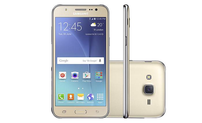 Samsung Galaxy J5 (2016) Android 7.0 Nougat