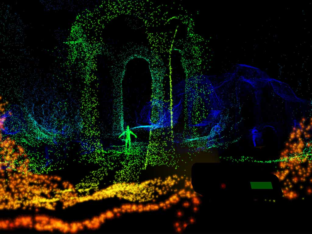 Screenshot de Scanner Sombre