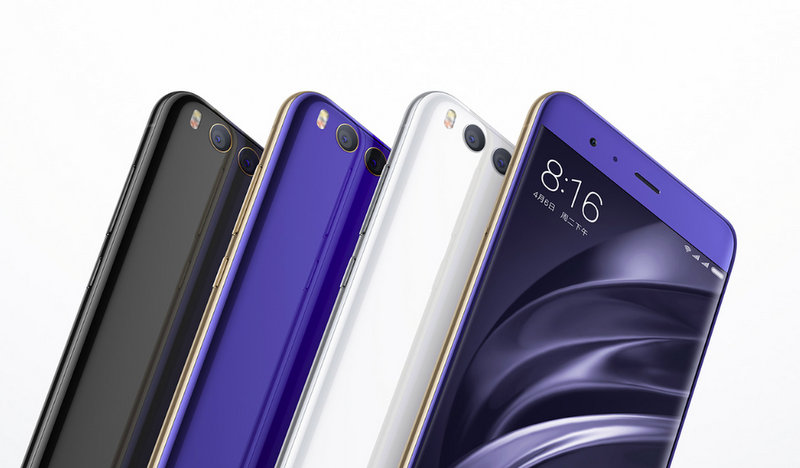 4GB de RAM Xiaomi Mi 6 Plus Xiaomi Note 3