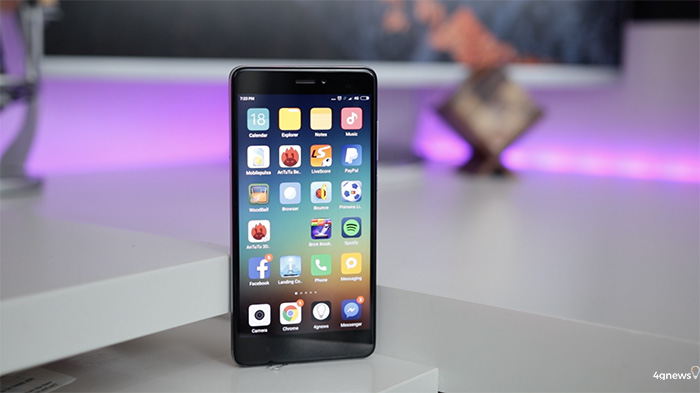 Xiaomi Redmi Note 4X MIUI