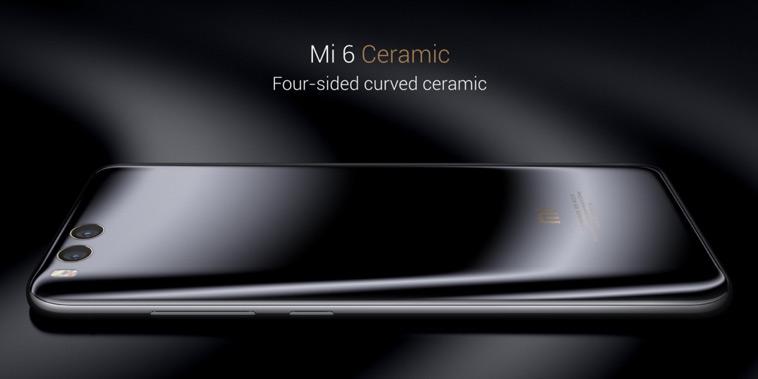Xiaomi Mi6 Ceramica