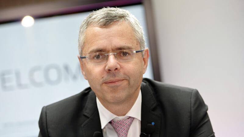 Michel Combes CEO da Altice