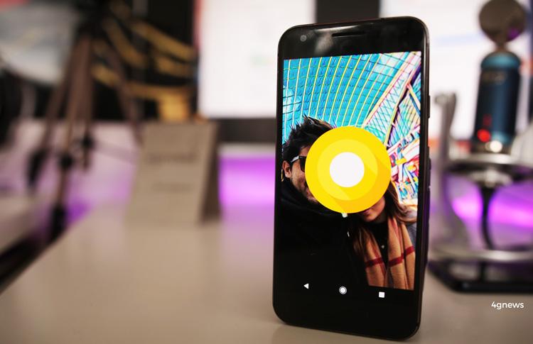 Google Pixel será o primeiro smartphone a receber o Android O Always On
