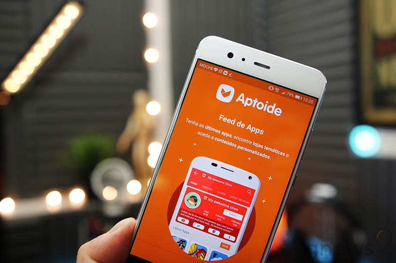 Aptoide não será uma Play Store enquanto disponibilizar aplicações pirata