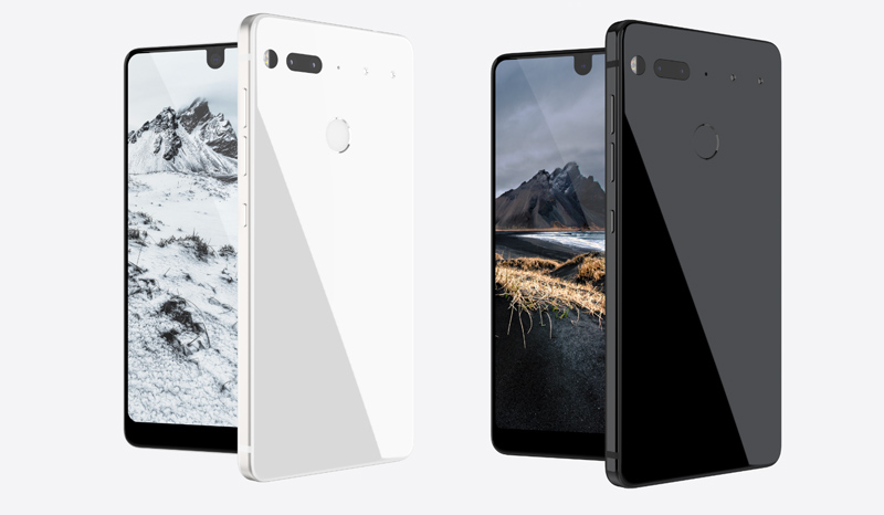 Essential Phone Android Andy Rubin Google