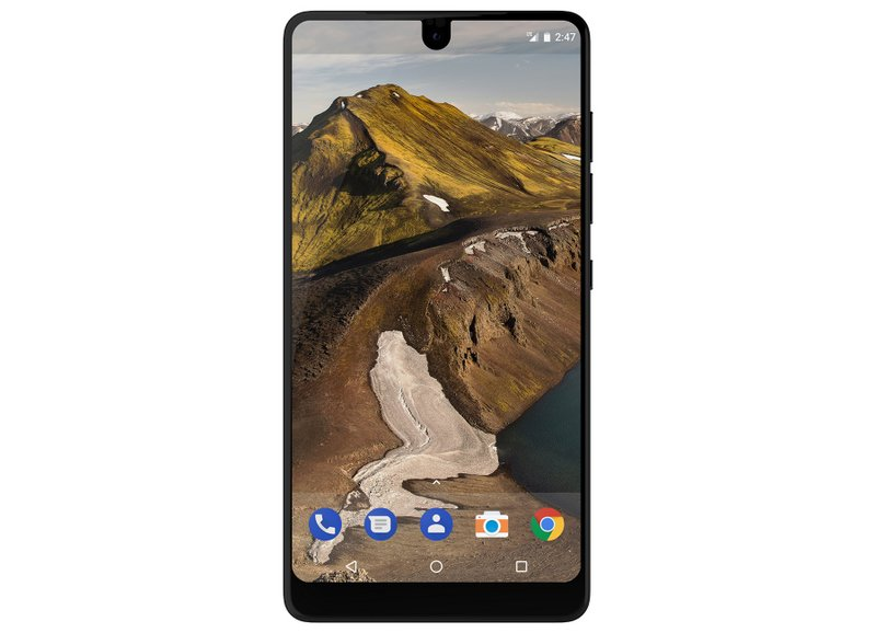 Essential Phone Andy Rubin Smartphone tendência Top 5