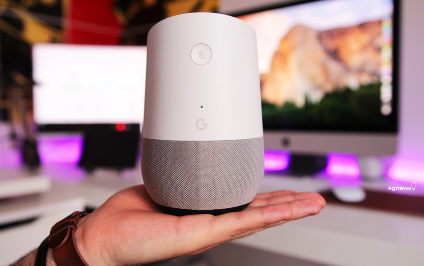 Google Home 4gnews