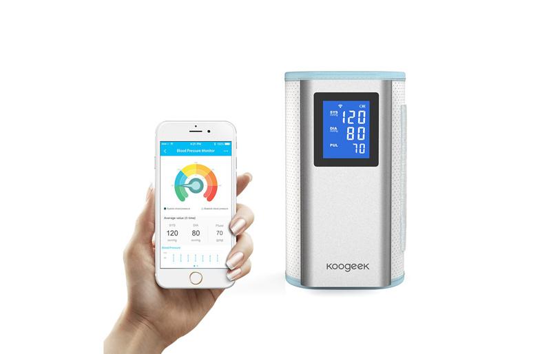 Koogeek - Medidor de pressão arterial