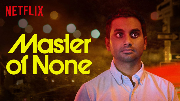Aziz Ansari: Personagem principal de Master of None