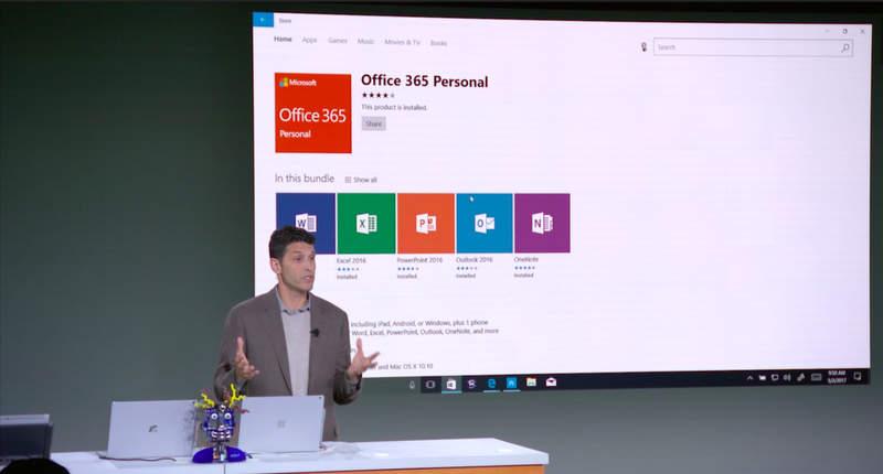 Microsoft 10 S