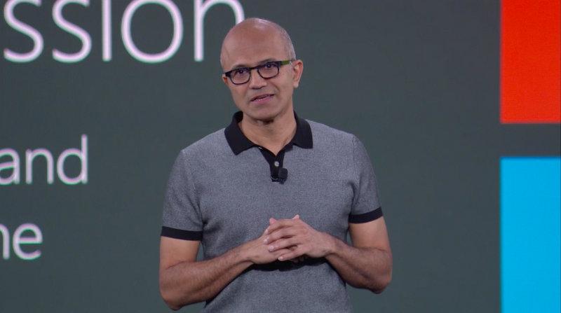 Windows Satya Nadella Microsoft