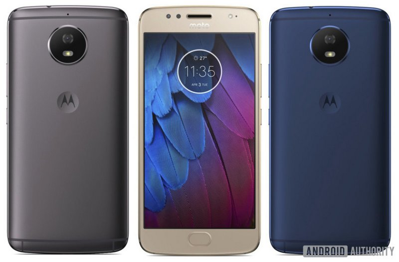 Motorola Moto G5S 4gnews