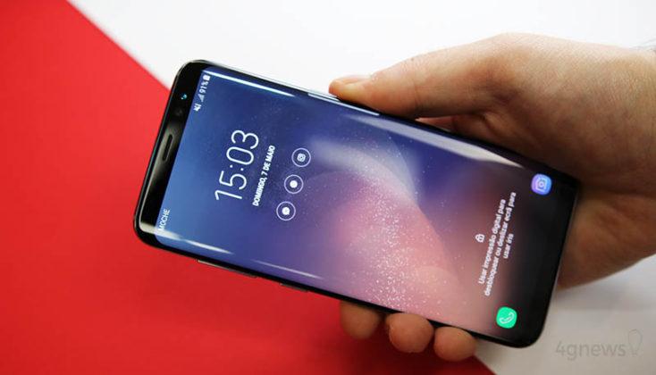 Samsung Galaxy S8 Note 8