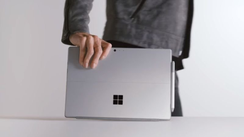 Microsoft Surface Intel