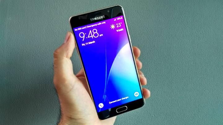 Samsung Galaxy A5 (2016); Imagem: Tech Radar