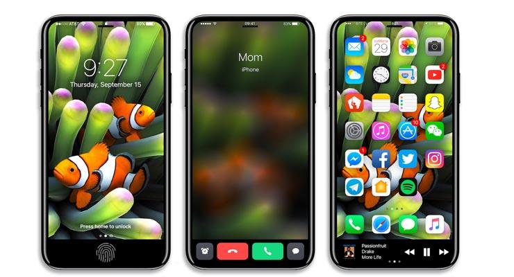Apple iPhone 8 ZenFone 4