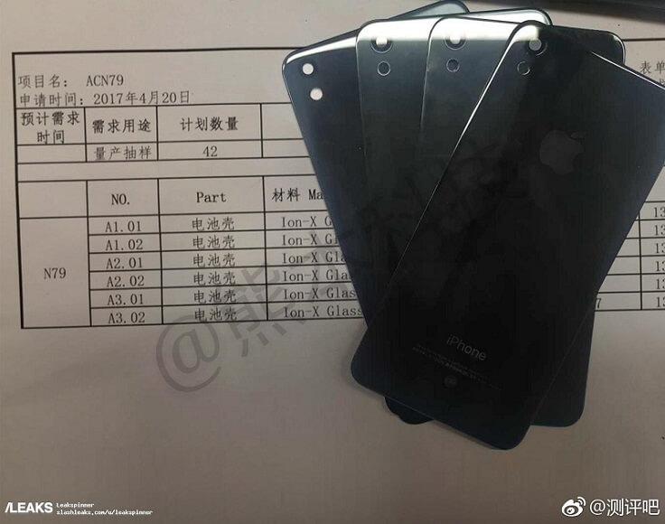 Alegado iPhone 7S ou iPhone SE 2017