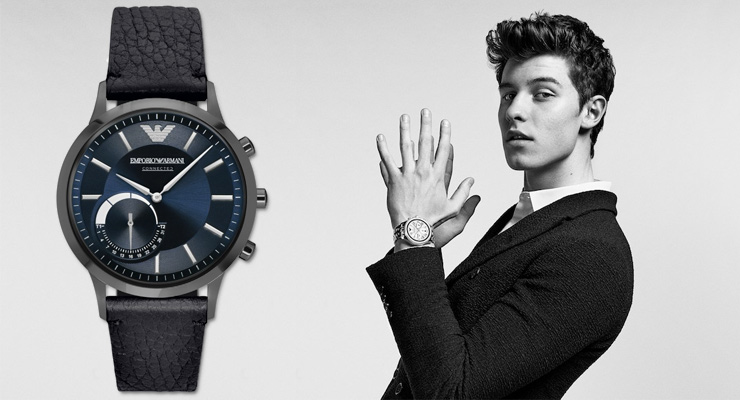 Armani Android Wear 2.0