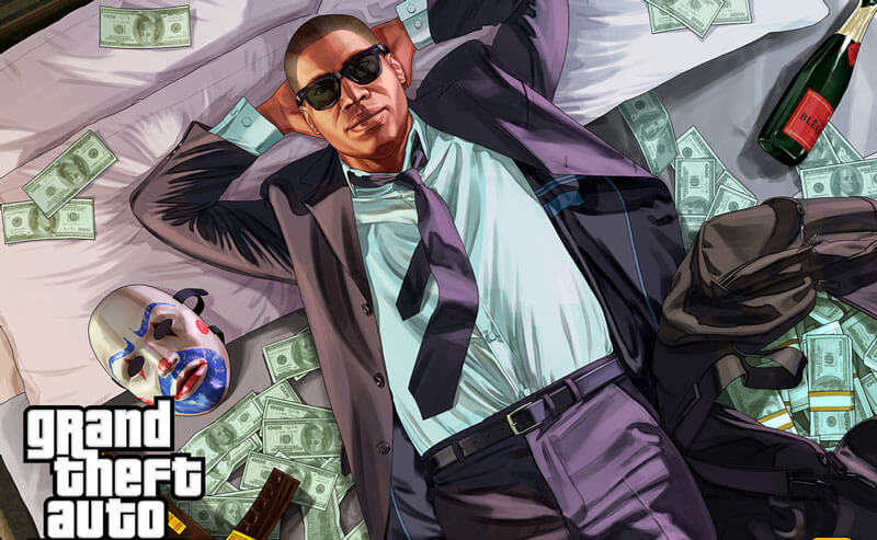 GTA V continua a render para a Rockstar Games
