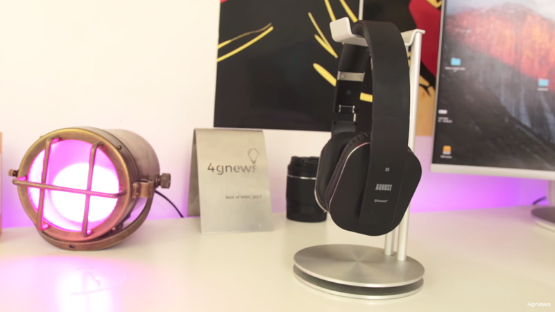 Headphones Wireless August EP650