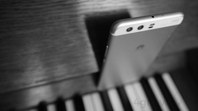 Huawei P10 Plus smartphone fotografia