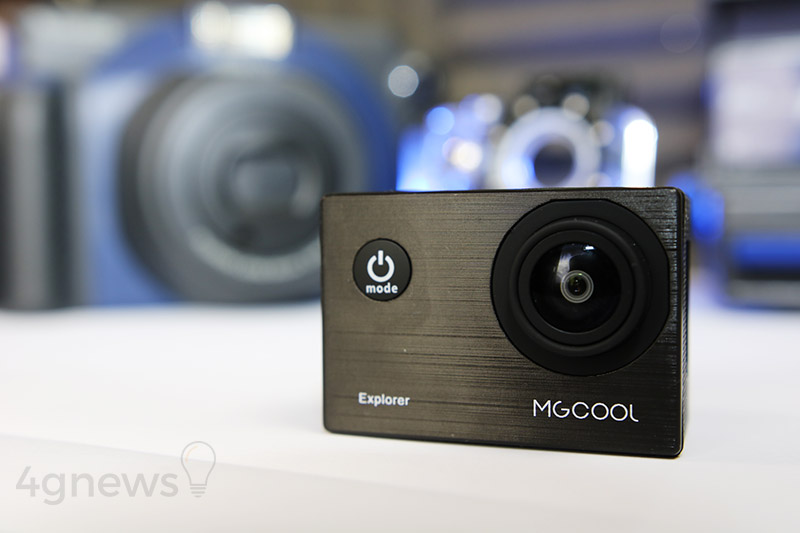 MG Cool Explorer MG Cool Action Cam GoPro