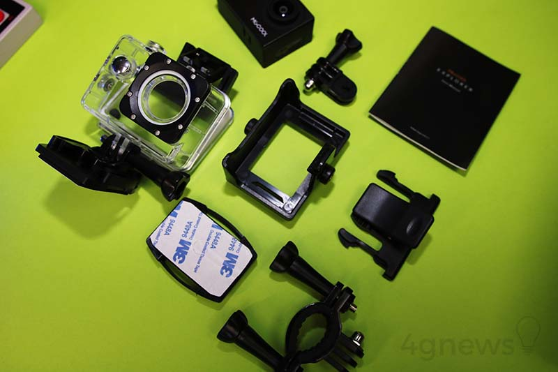 MG Cool Action Cam GoPro MG Cool Explorer
