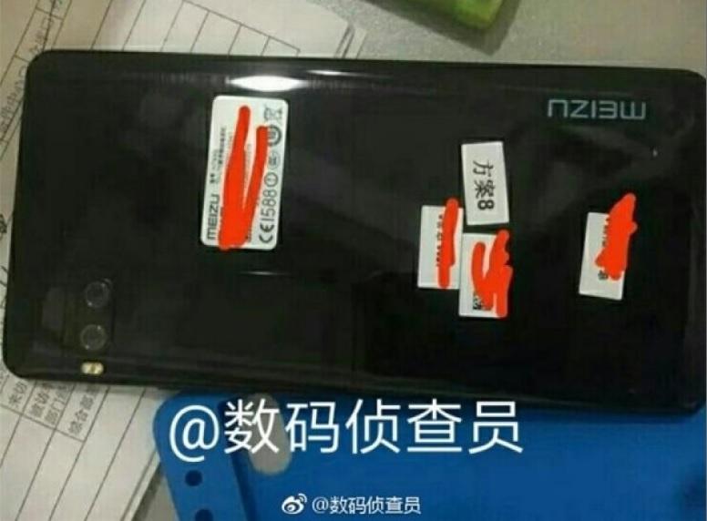 Protótipo do Meizu Pro 7