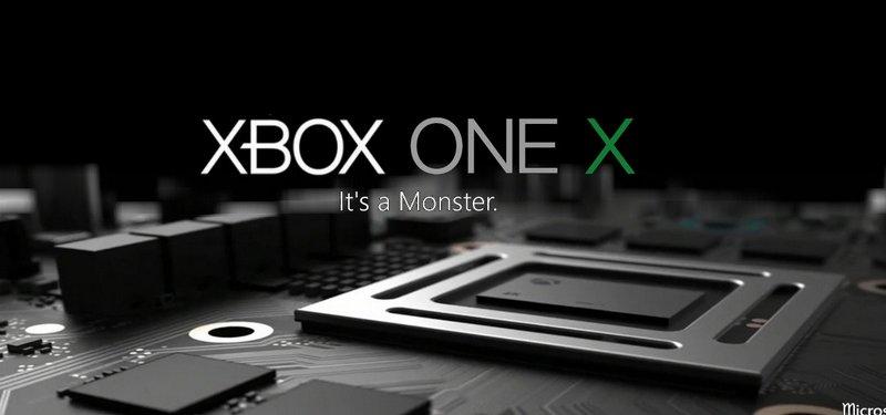 Microsoft Xbox One X 5