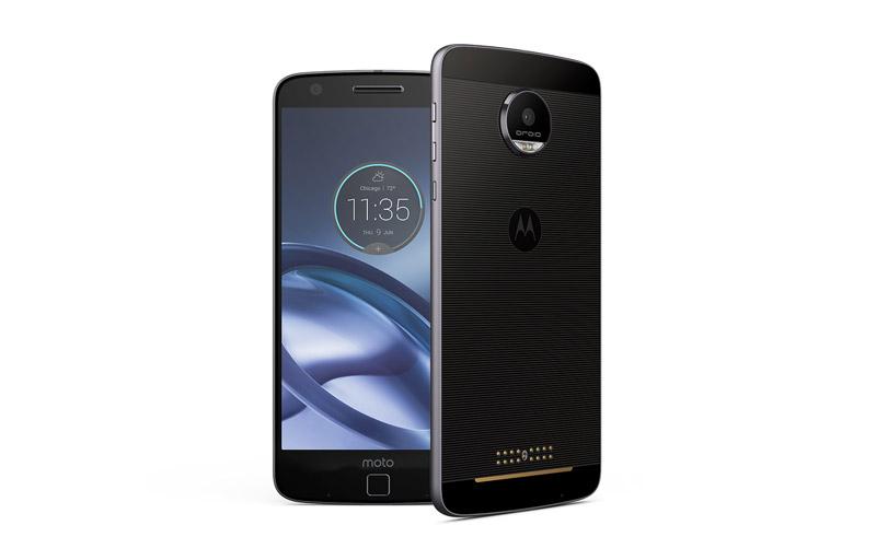 Espera-se que o Motorola Moto Z2 seja idêntico