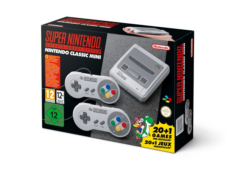 Mini Super Nintendo SNES