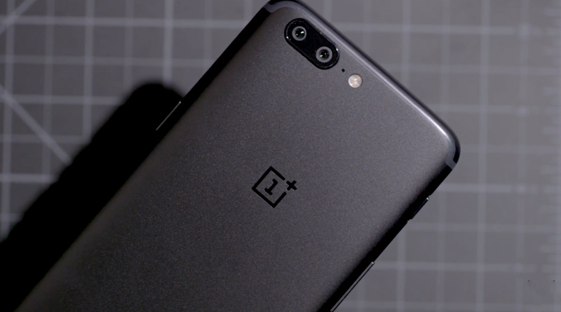 OnePlus 5 Crédito: The Verge