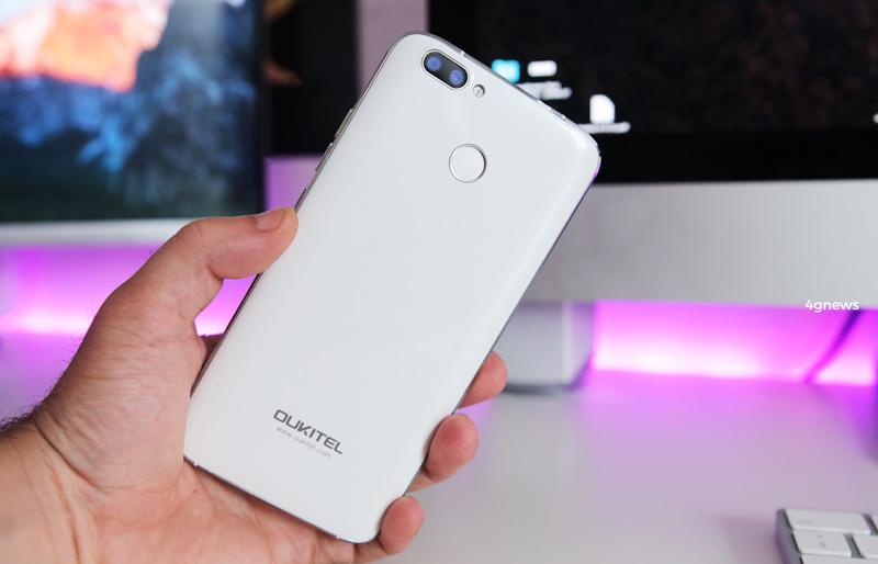Oukitel U22 smartphone