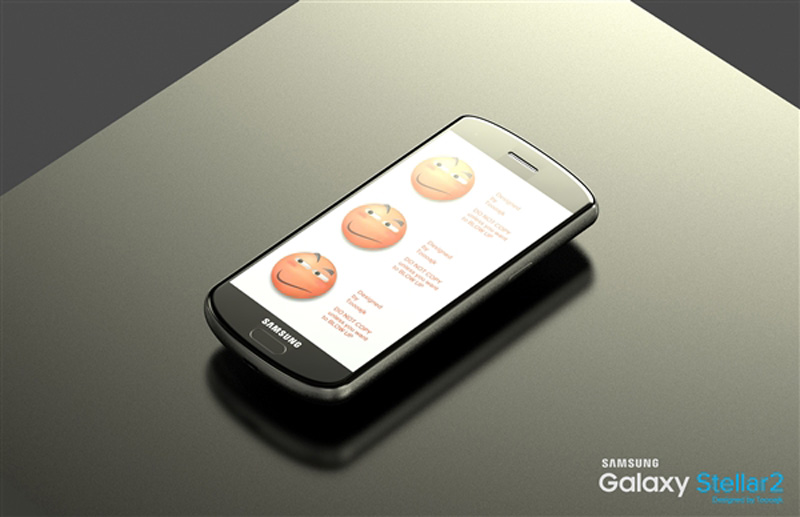Concept do Samsung Galaxy Stellar 2 | Galaxy J3