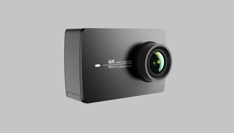 Xiaomi câmaras de ação