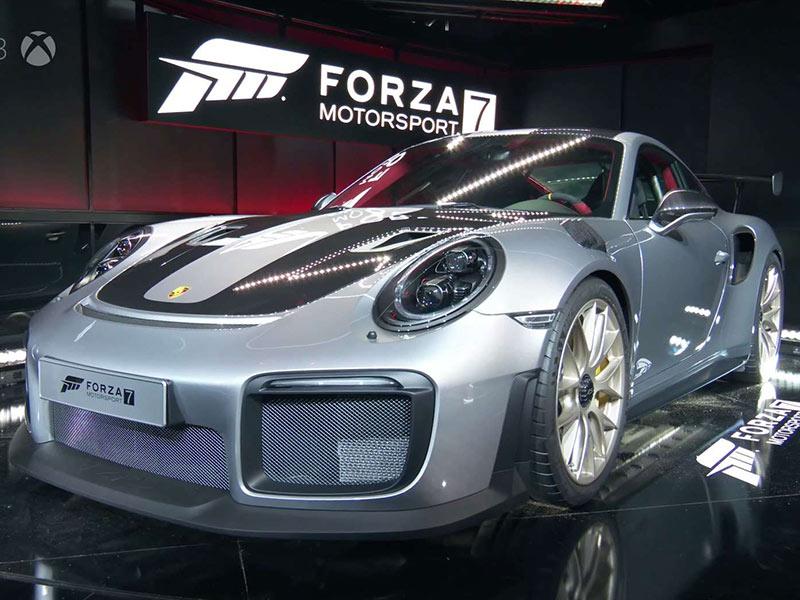Forza Motorsport 7 - Porche