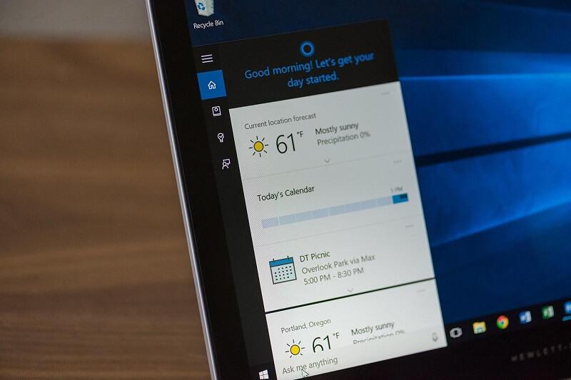 Microsoft Windows 10 Andromeda OS