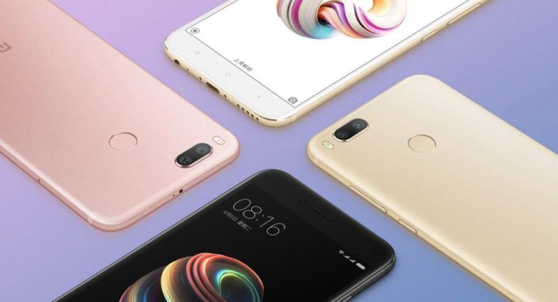 Google Android One MIUI Xiaomi Mi 5X MIUI 9 ASUS ZenFone 4 Moto Z2