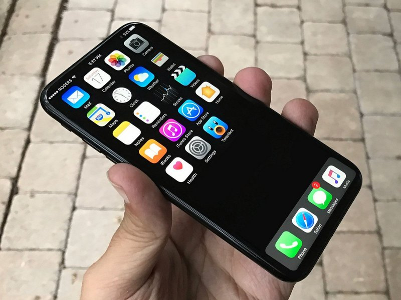Apple iPhone 8 ecrã oled